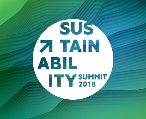 Sustainability Summit 2018
